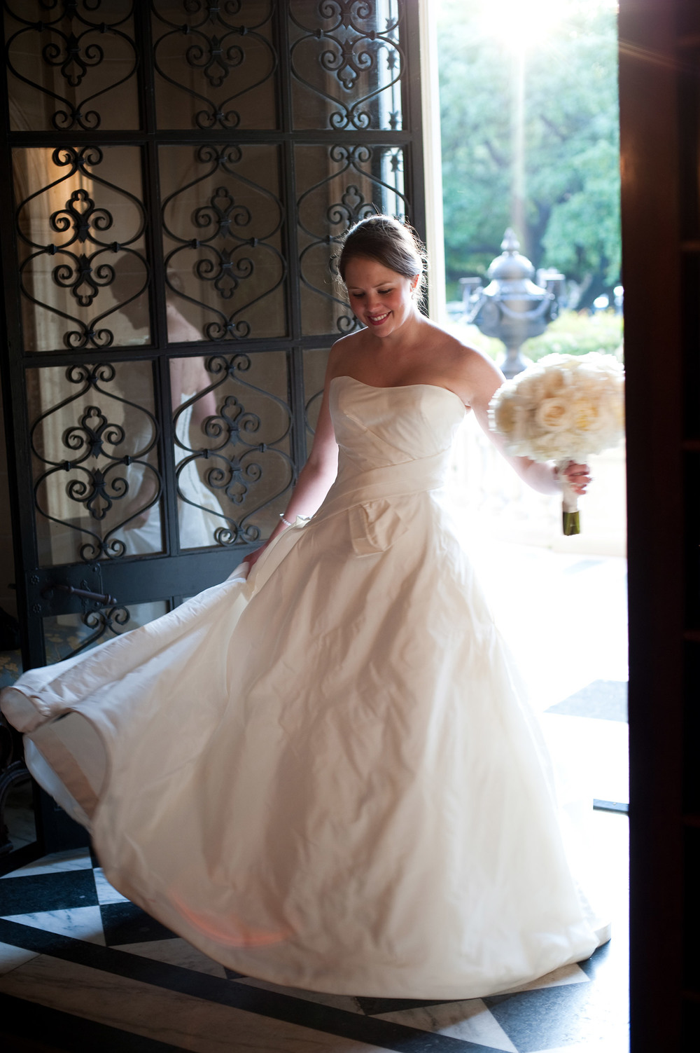 Christy  First Kiss gown | Dallas, TX | 2014 Jenny McCann Photography