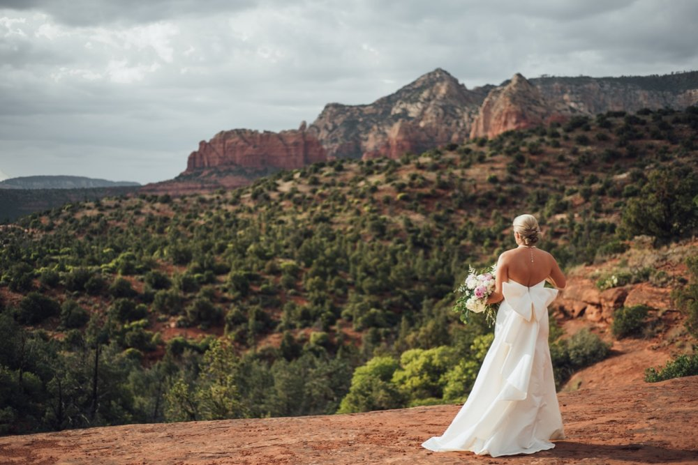 Holly  Gentry gown  | Sedona, AZ | 2016    Jane in the Woods Photography
