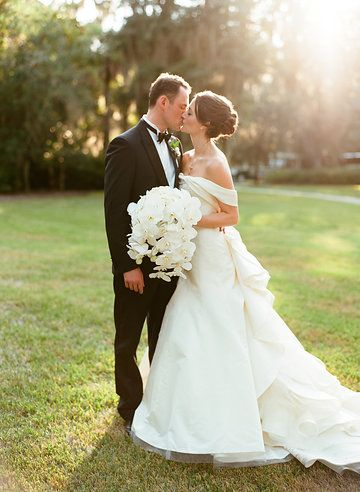 Nancy Custom gown | Sea Island, GA | 2015 Liz Banfield Photography