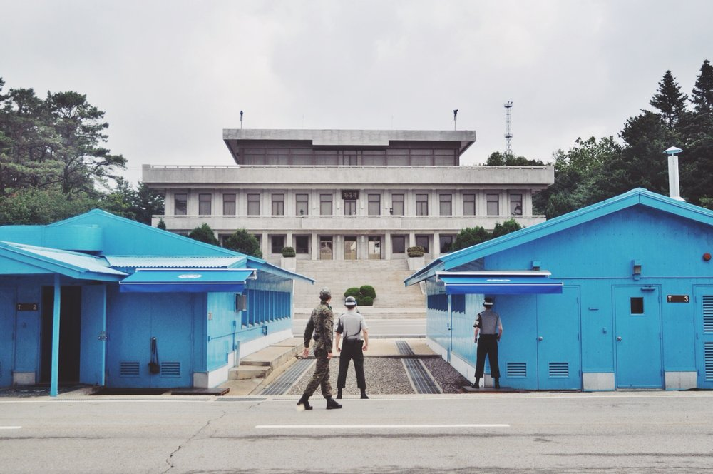 Demilitarized Zone, Korea