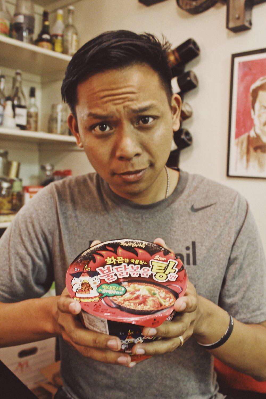 #30 Spicy Ramen Challenge.JPG