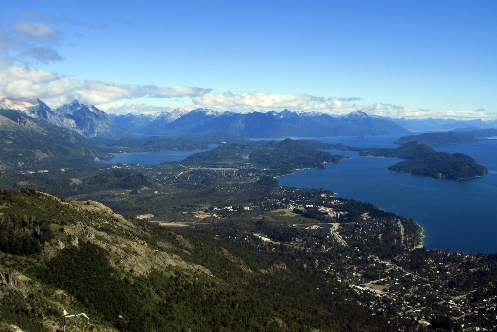 BARILOCHE - Belief, beauty, and one of the most beautiful places I've ever bee