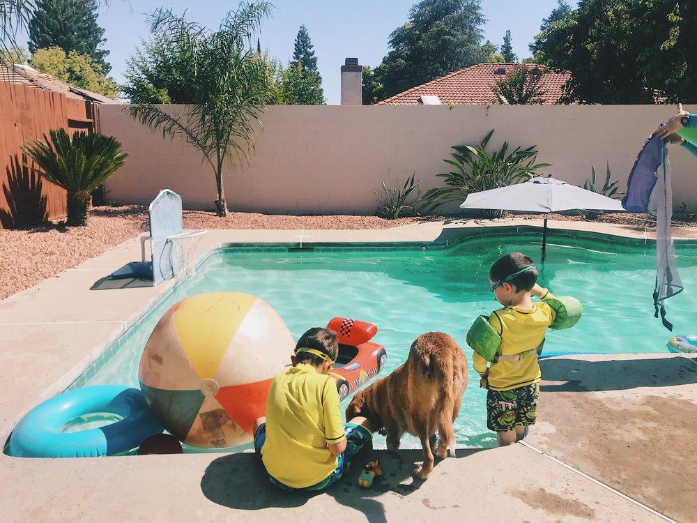 #153 Pool Fun.JPG
