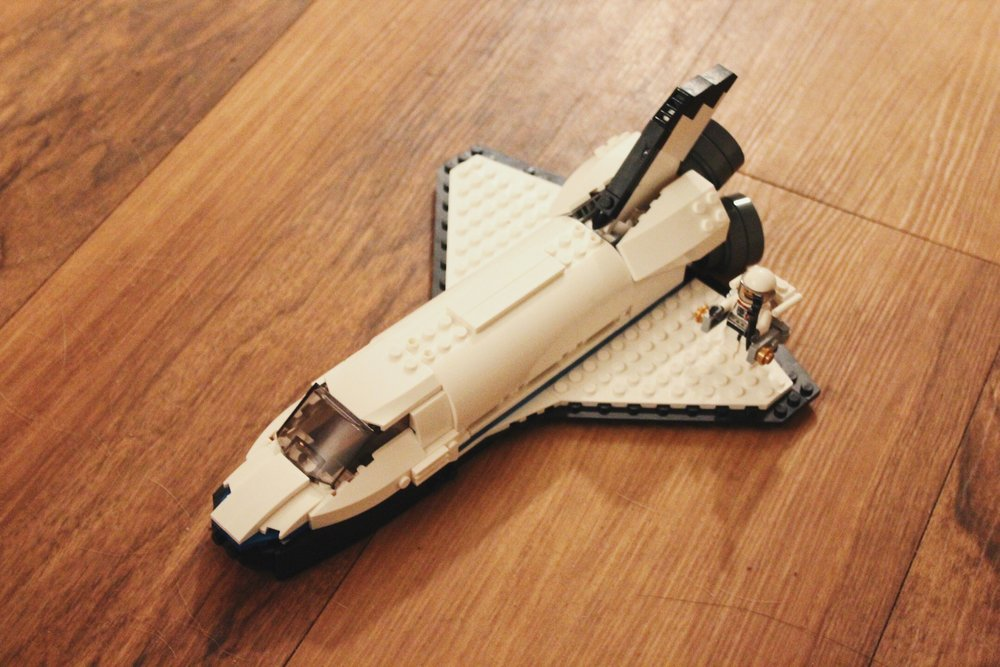 #317 Lego Spaceship.JPG