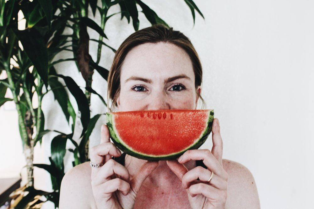 #189 Watermelon Smile.JPG