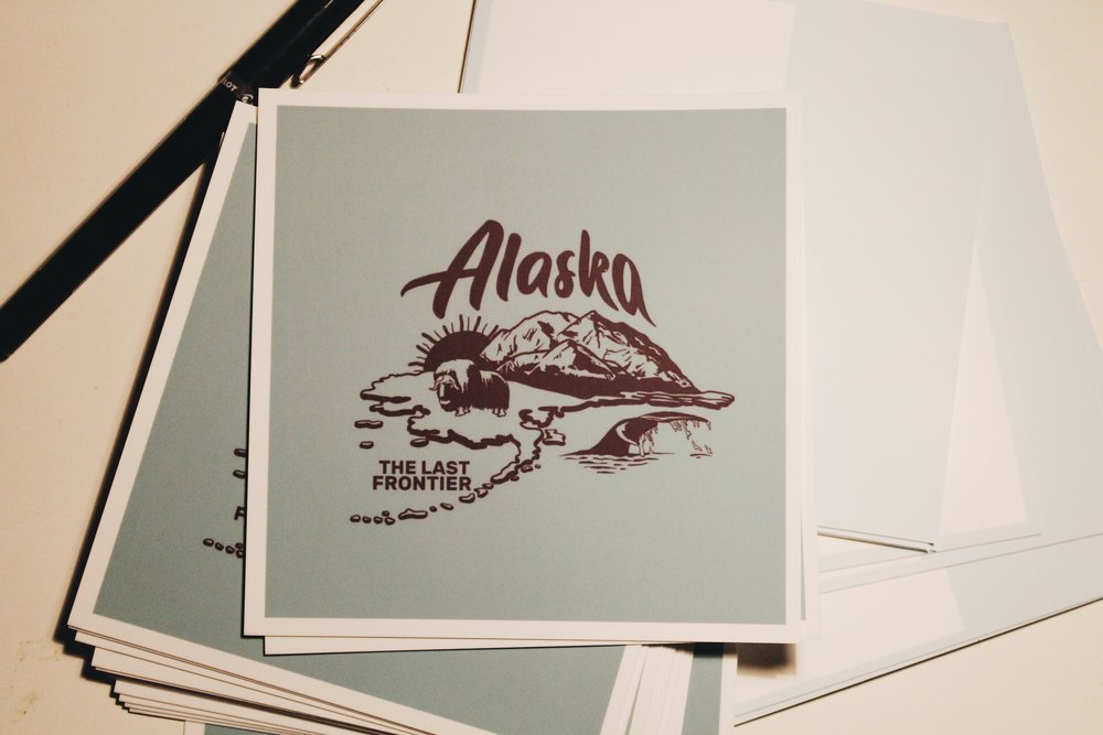 #23 Alaska Postcards.JPG
