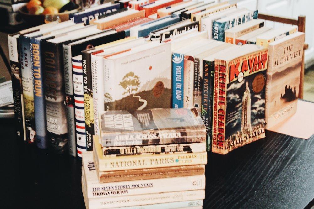 #43 Sorting Books.JPG
