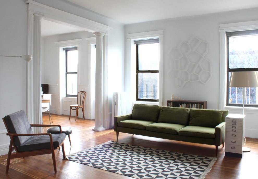Mid century modern living room inspiration OnPoint Design