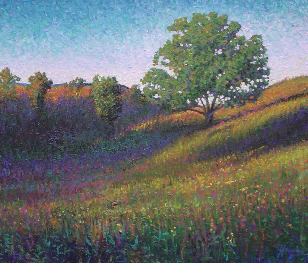 """Late Summer Evening"" by Stephen Henning"