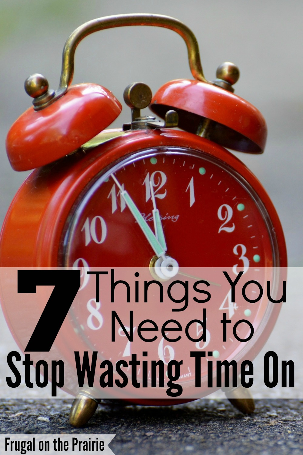 Do you frequently find yourself with a long to-do list that never gets done? Here are 7 routine activities that are wasting your time.