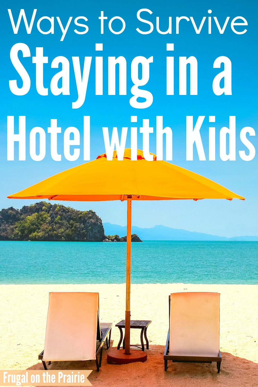 Wondering how to survive staying in a hotel with kids? Here are 14 awesome tips for keeping them happy, managing bedtime, and having a relaxing vacation!