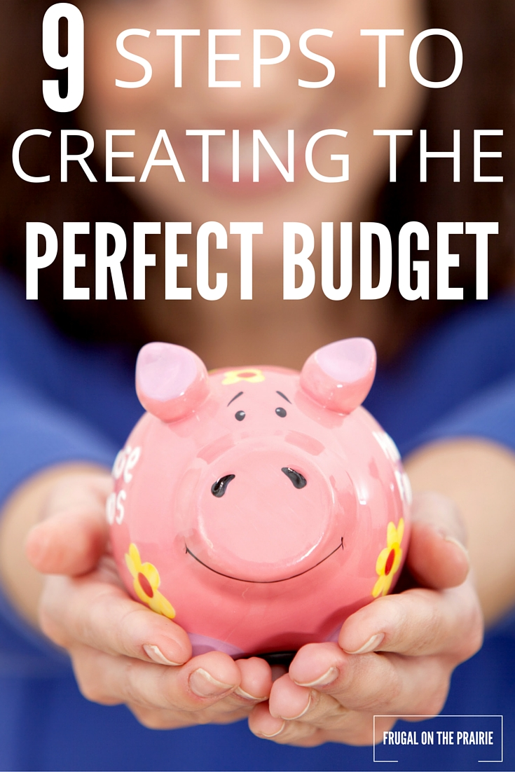 Not sure how to create a budget? Follow these 9 steps to organize your finances and manage your money.