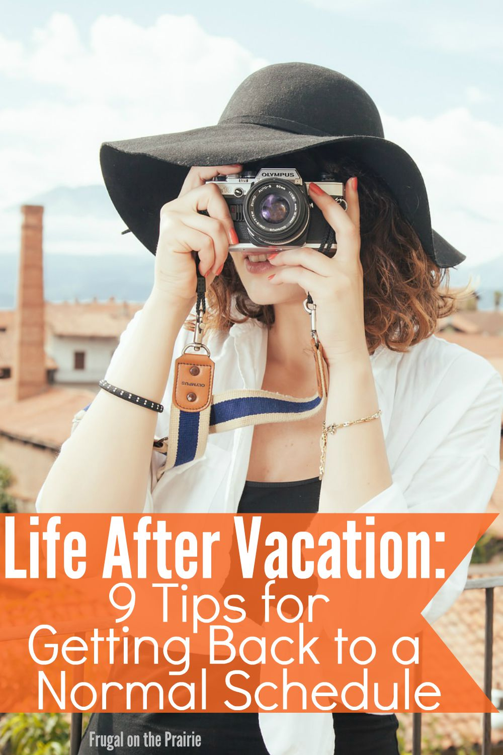 If you've ever gone on vacation, then you know how hard it is getting back to a normal schedule. Here are 9 tips I'll be using to jump out of vacation mode.