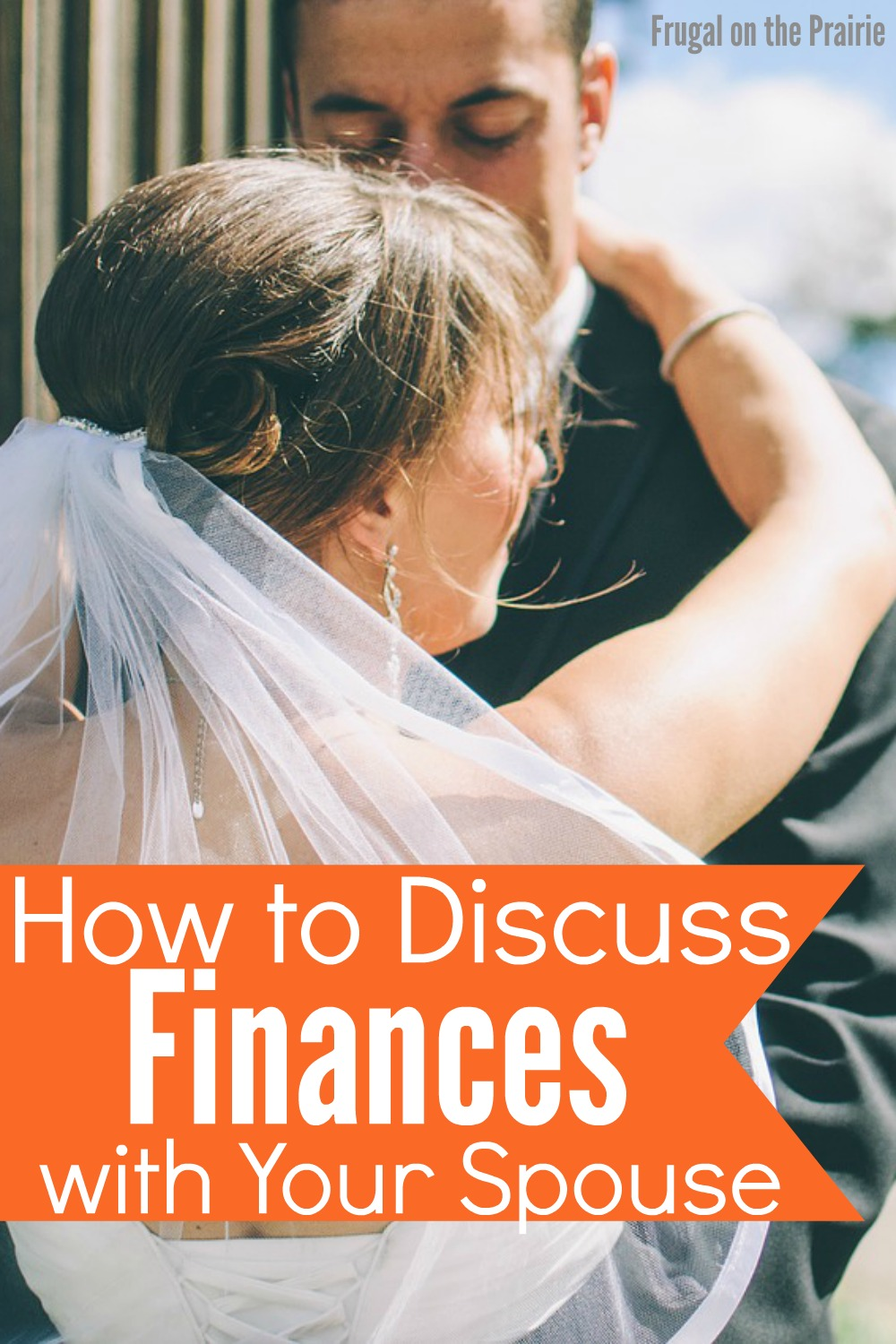 Not sure how to discuss finances with your spouse? I've got some great tips to help you keep your cool and open the lines of communication.