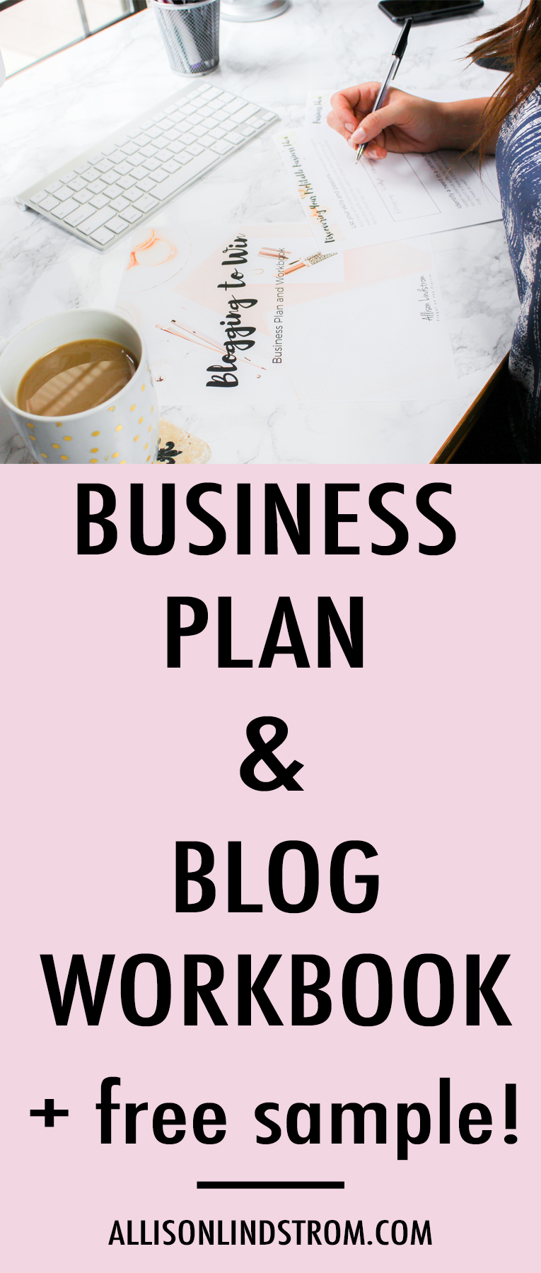 Want to create your blog business plan and organize your strategies? My Blogging to Win Workbook is a 60+ page workbook made just for you! I don't just give you a space to fill in the blanks, I ask you questions and give you prompts to get the ball rolling. Download your free sample now!