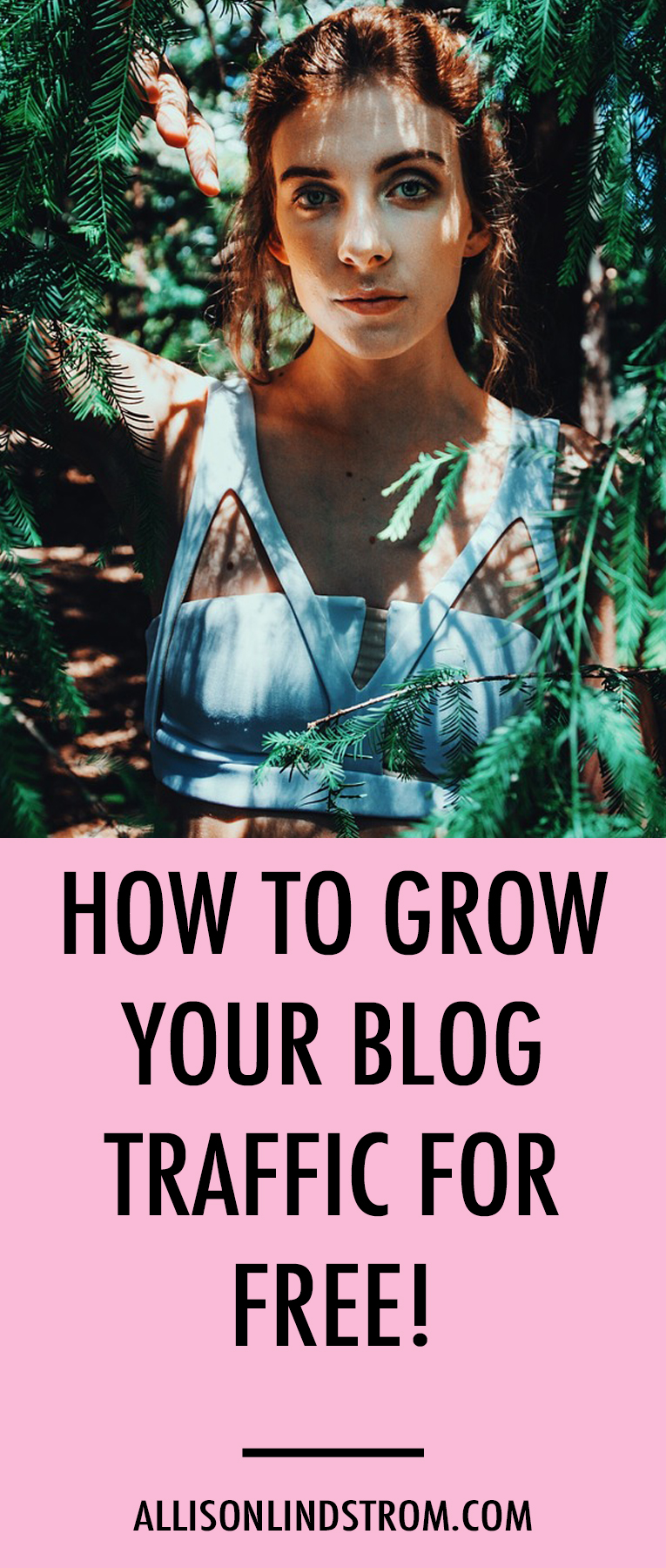 Want to know how to increase your blog traffic for free? You don't have to pay for ads to build an established following. Here are some of my favorite ways to gain new followers!