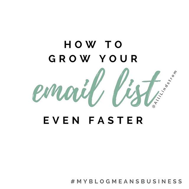 "Ever heard of using content upgrades to grow your email list? Yeah, you've probably heard it about a billion times because we bloggers like to shout about it. ⠀ ⠀ BUT there are four things you should make sure you do with those subscriber incentives to help you get more people signed up and grow your email list faster. ⠀ ⠀ It's Day 4 of the #MyBlogMeansBusiness series and I'm sharing 4 (see what I did there? Day 4…4 tips…) quick tips that'll help you get subscribers and grow your email list a bit faster. ⠀ ⠀ This 5-day video series has quick lessons that'll help you switch your thinking from ""hobby blogger"" to ""blogging business owner."" So don't forget to subscribe and tap the bell next to the subscribe button, and YouTube will make sure my video lessons show up in your feed!⠀ ⠀ Tap the link in my profile to watch today's lesson!⠀"