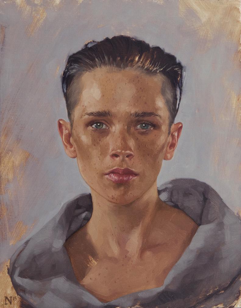 """portrait of sara"""