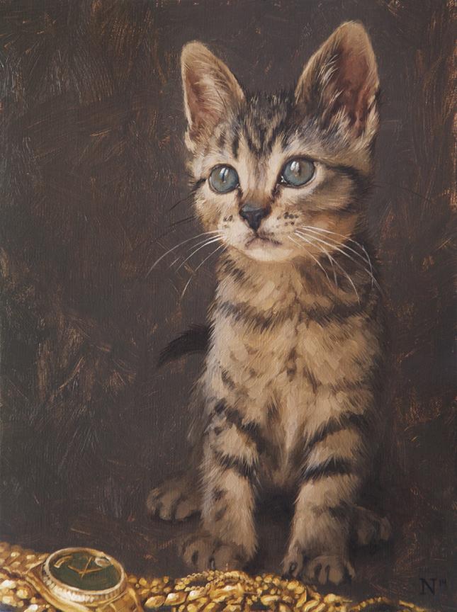 """""""portrait of cairo"""" (commission)"""