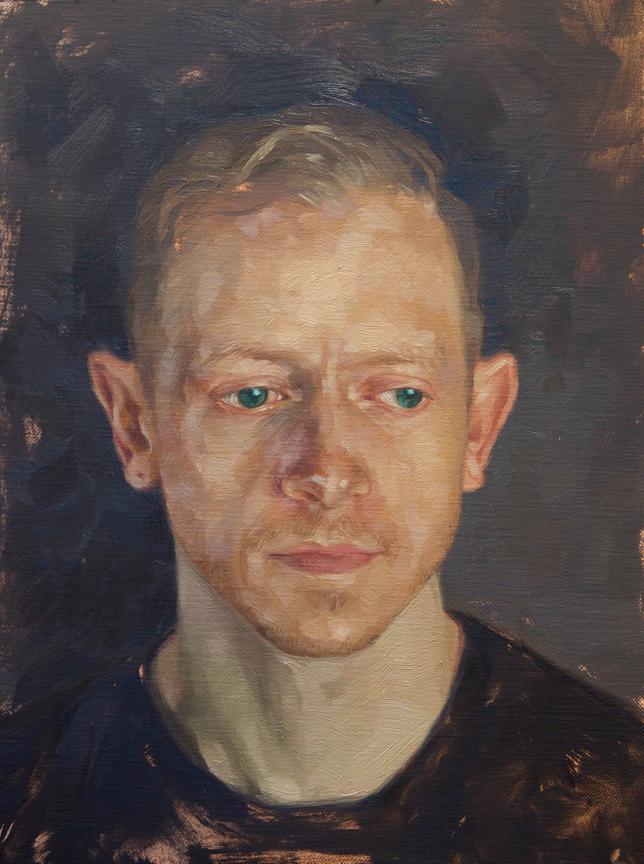 """self-portrait 2014"""