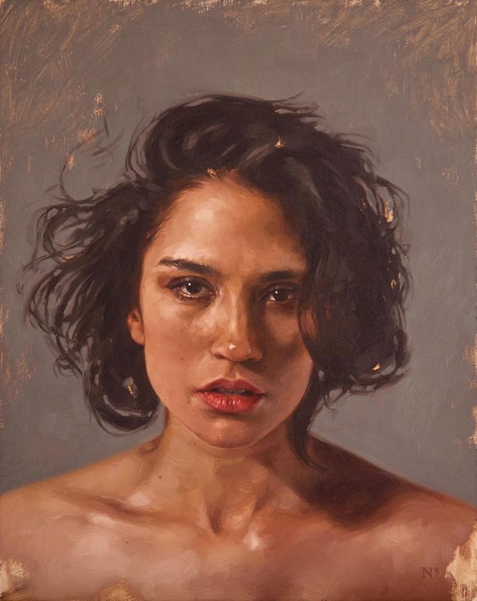 """""""portrait of Ophelia"""""""