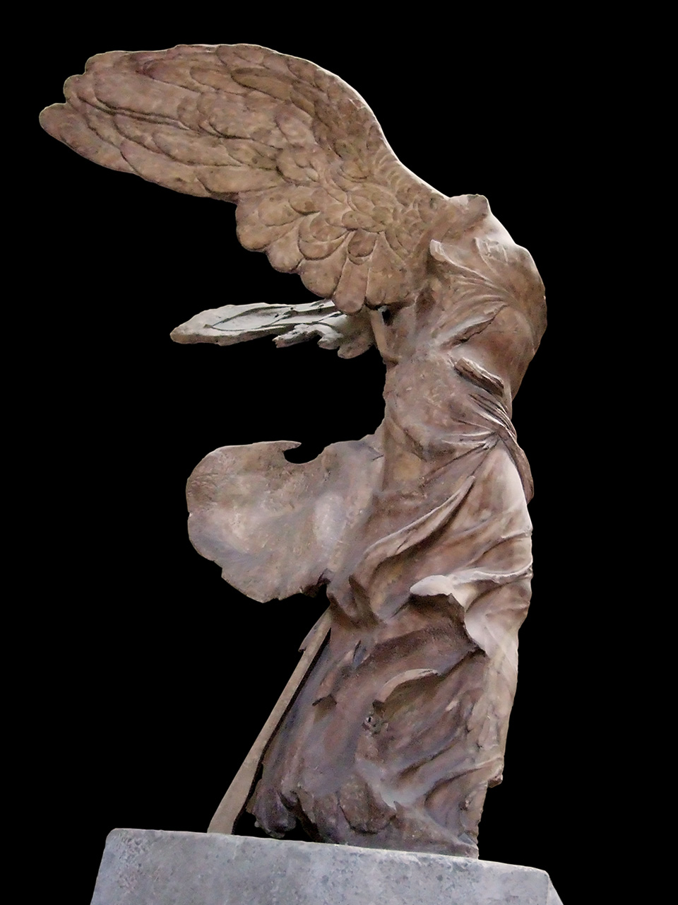 """The Winged Victory"""