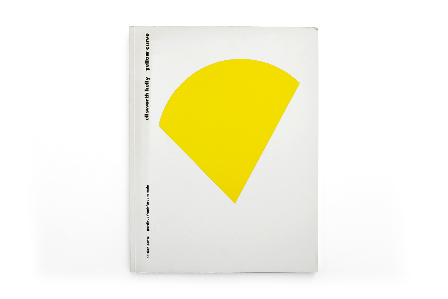 Ellsworth Kelly — Yellow Curve — Other Library