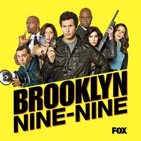 "Did you know we had a song on Brooklyn Nine-Nine? Neither did we ;) Catch ""Speed of Light"" in Season 4 Episode 16 on FOX. @brooklyn99fox #littlereader #speedoflight"