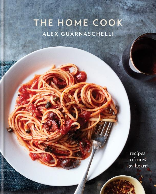 Alex Guarnaschelli The Home Cook new cookbook