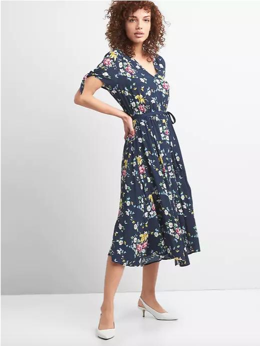 Sarah Jessica Parker Midi Dress | GAP