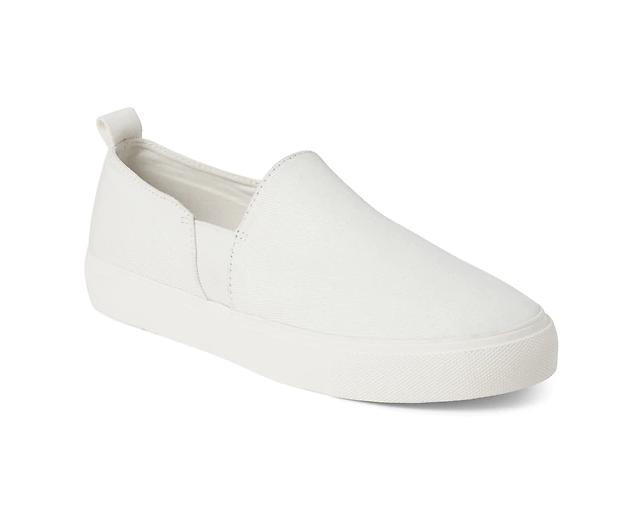 Denim Slip-On Sneakers | GAP