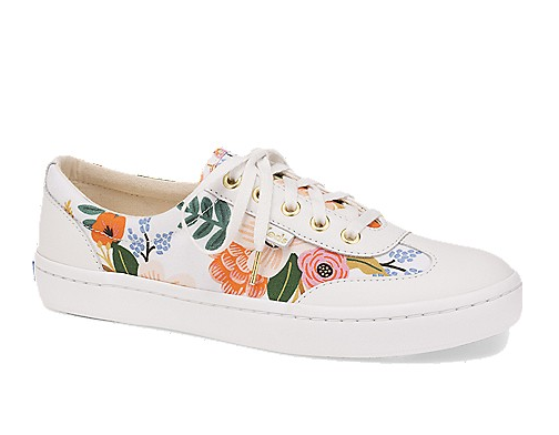 Tournament Lively Floral | Keds x Rifle Paper Co.