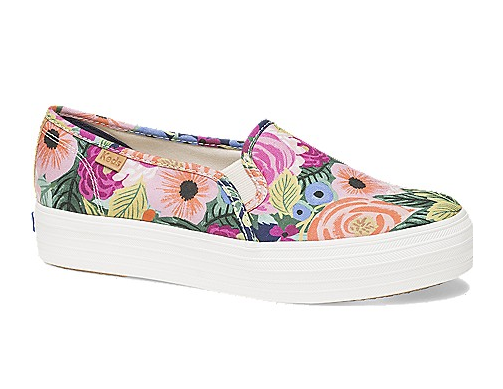 Triple Decker Juliet Floral | Keds x Rifle Paper Co.