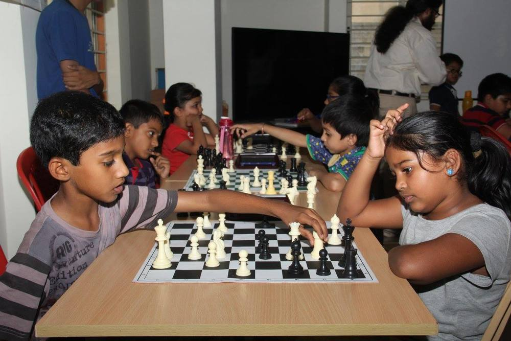 Chess Tournaments Bangalore