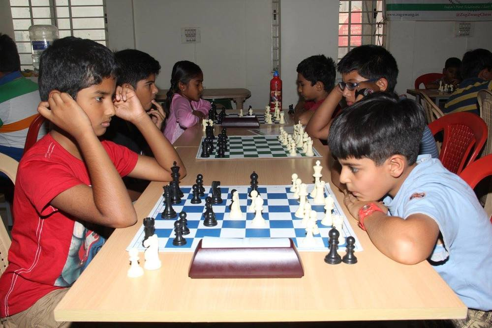 Chess Training in Bangalore