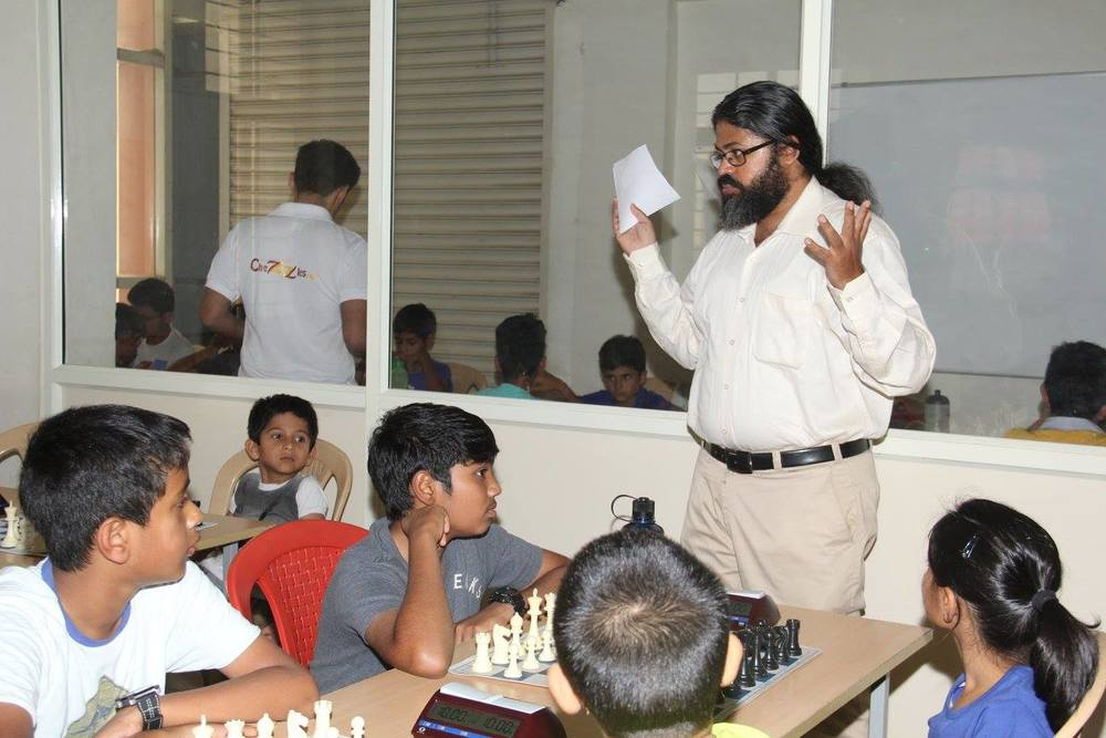 Chess Tournament in Bangalore