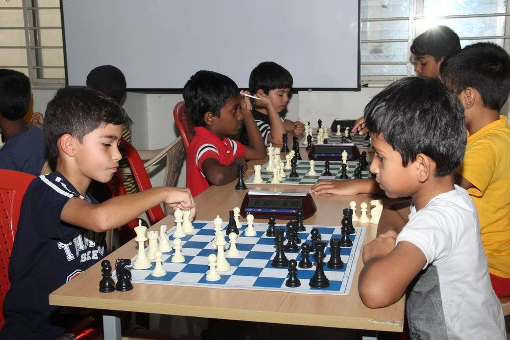 Chess Institute in Bangalore