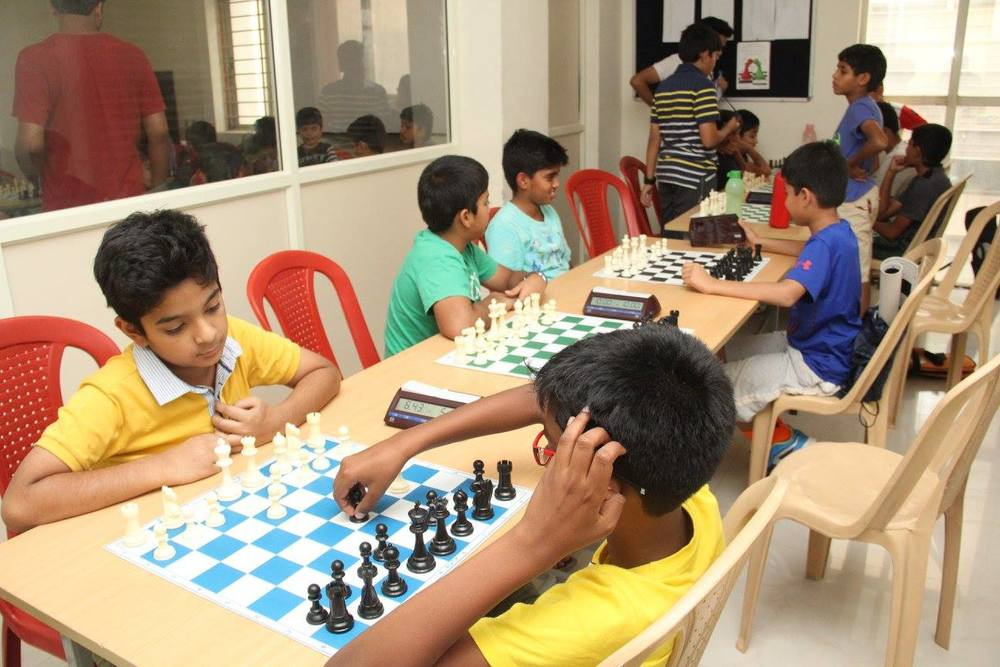 Rapid Chess Tournament in Bangalore