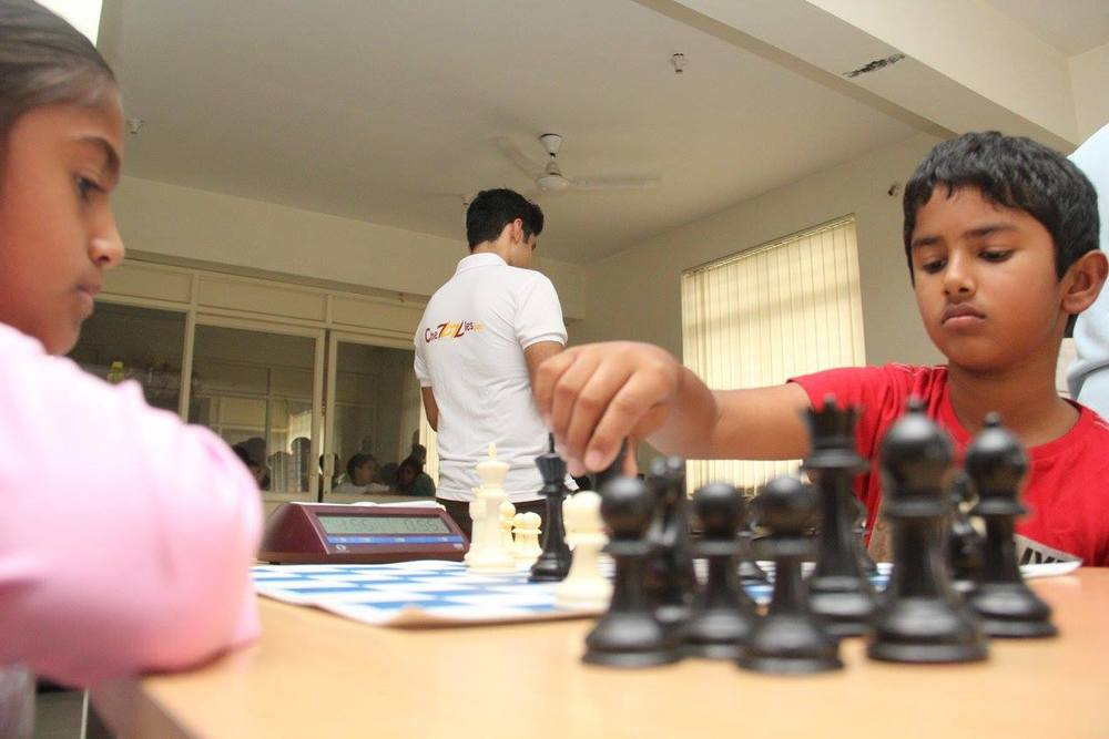 Chess Tournament for Kids in Bangalore