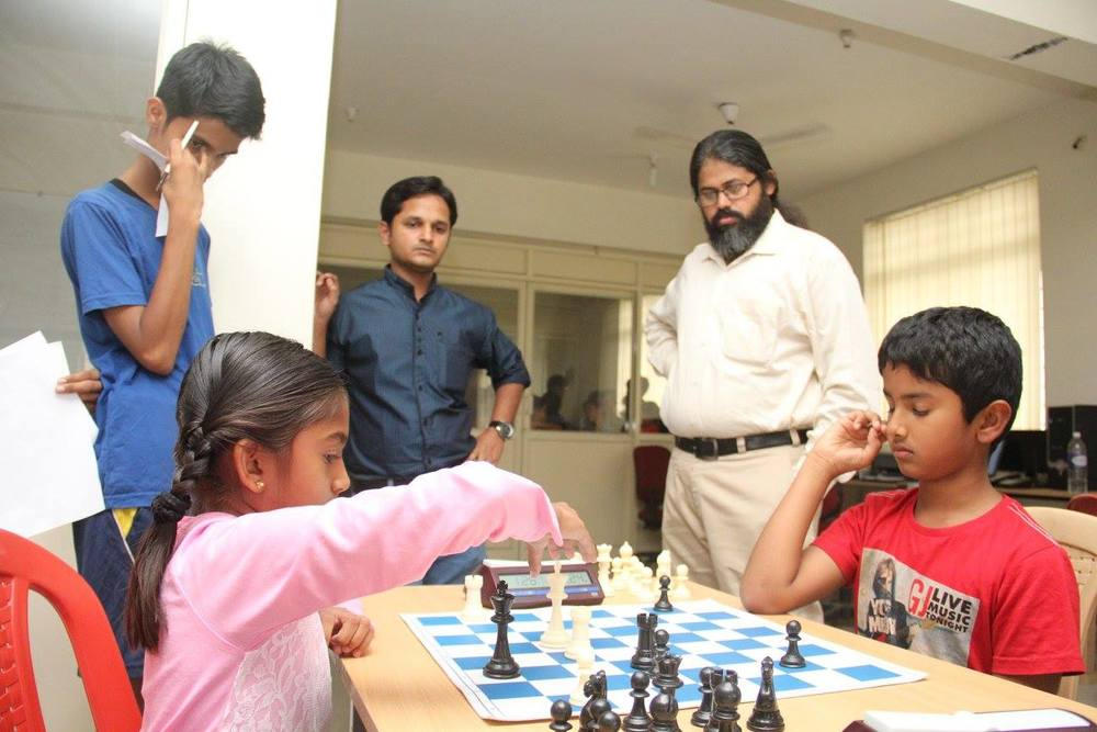 Kids Chess Tournament in Bangalore