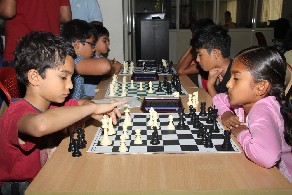 FIDE rated Chess Tournament in Bangalore