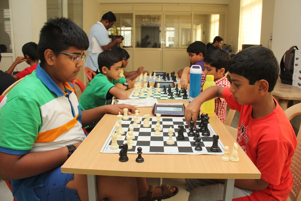 Rapid Chess Tournament Bangalore