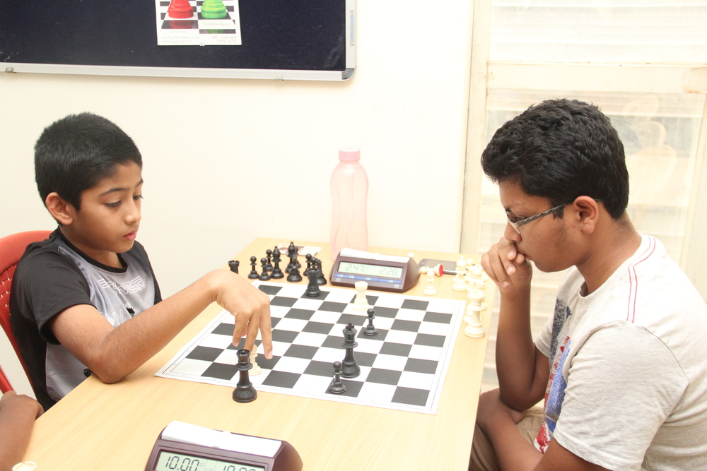 Play Chess Tournament in Bangalore