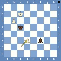 Centurini Position   (White to win)