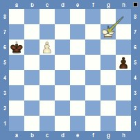 Reti Position   (White to draw)