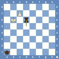 Saavedra Position   (White to win)