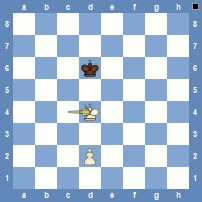 King Opposition (White to win)