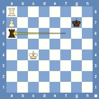 Vancura Position   (Black to draw)