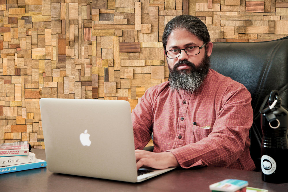 Bharath Divyang - Founder & CEO