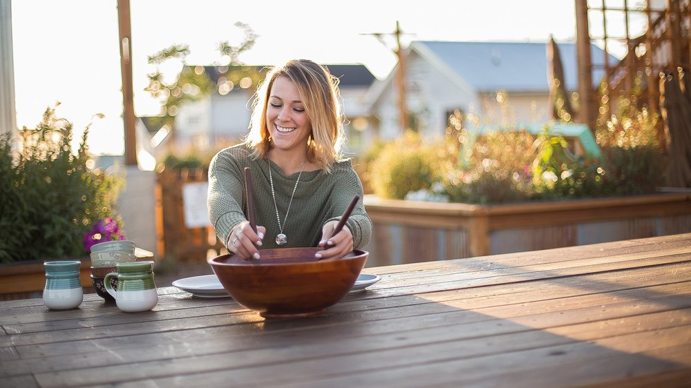 Holistic Nutrition Counseling for the Whole Person - Proven solutions to help you heal your relationship with food and overcome chronic dieting, disordered eating, and body-image challenges.